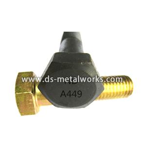 ASTM A449 Hex Cap Screws