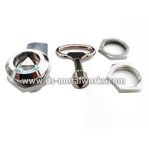 Zinc Aluminum Alloy Die Casting Parts