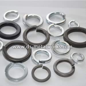 DIN127B Spring Lock Washers