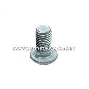 Round Button Head Guardrail bolts