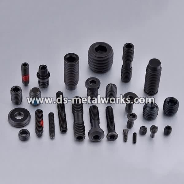 8 Year Exporter Alloy Steel 33H 45H Socket Set Screws for Belgium Manufacturers detail pictures