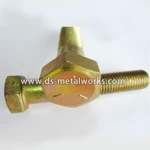 SAE J429 Grade 5 Hex bolts